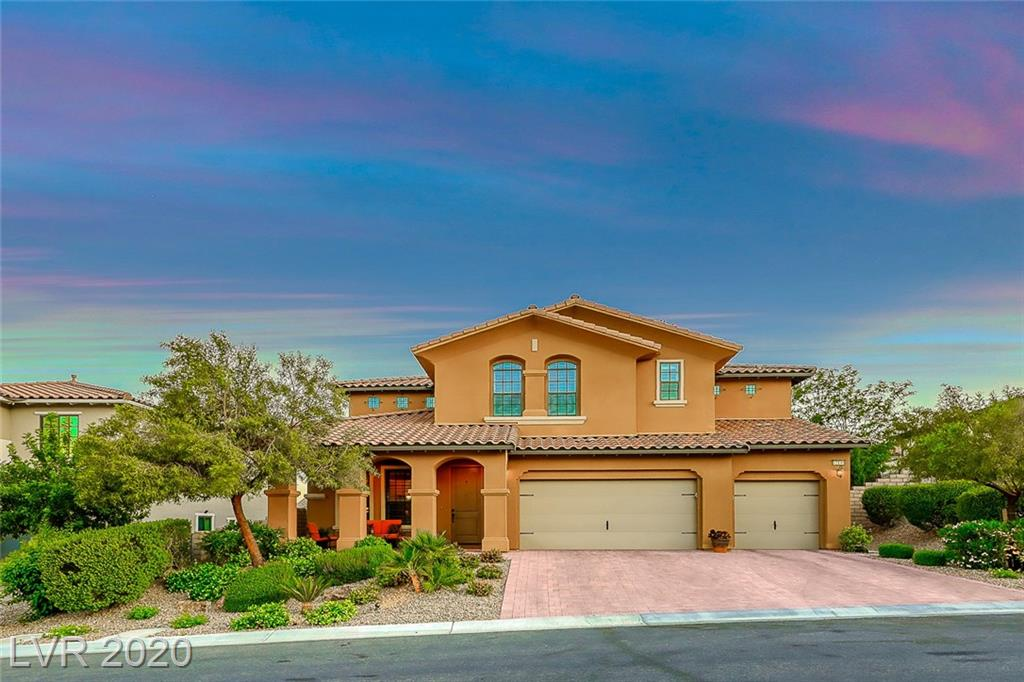 Summerlin West - 12135 High Country