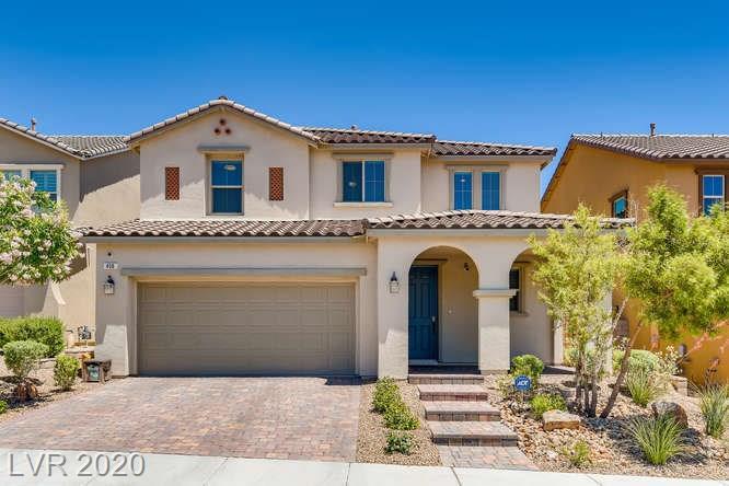 458 Cabral Peak Las Vegas NV 89138