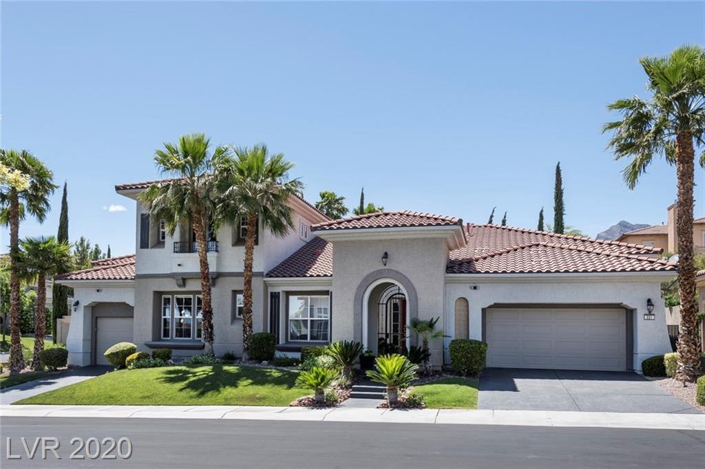 221 Villa Borghese Las Vegas NV 89138
