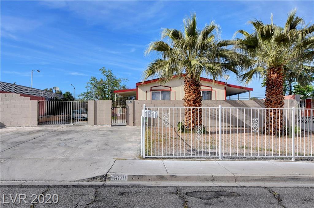 4670 Fuentes Las Vegas NV 89121