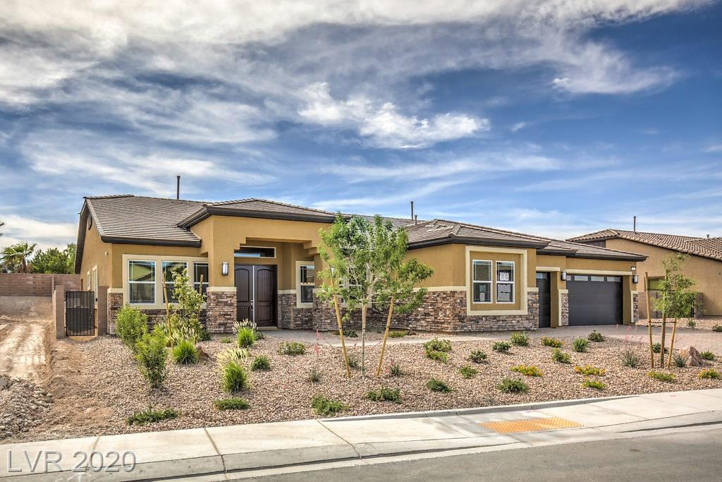 7023 Arabian Ridge Street Lot #64 Las Vegas NV 89131