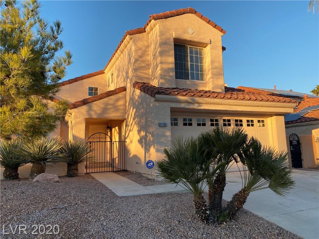 8160 Sedona Sunset Drive Las Vegas NV 89128