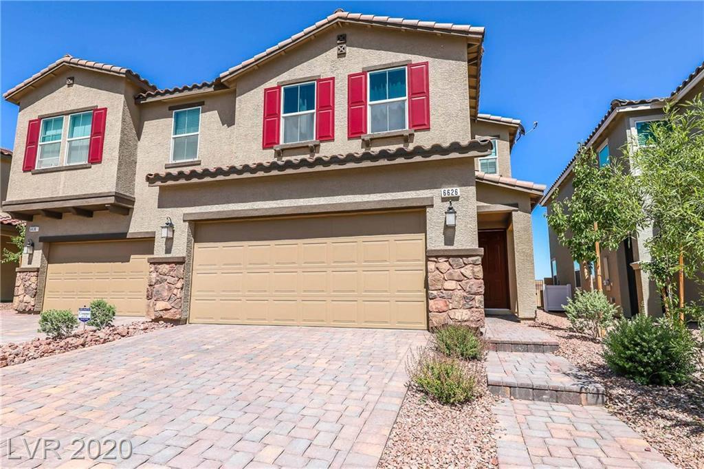 6626 Drusilla North Las Vegas NV 89084