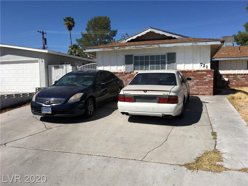 721 Fairway Las Vegas NV 89107