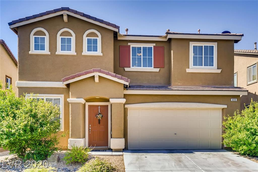 409 Prairie Moon Avenue North Las Vegas NV 89084