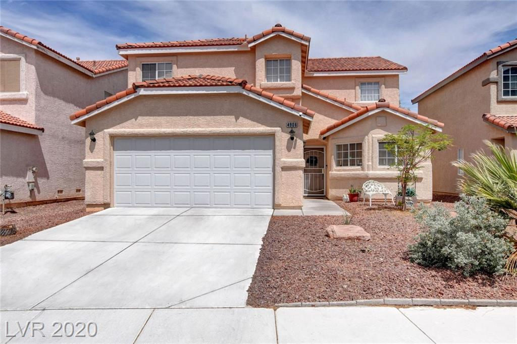 4906 Sapphire Light St North Las Vegas NV 89081