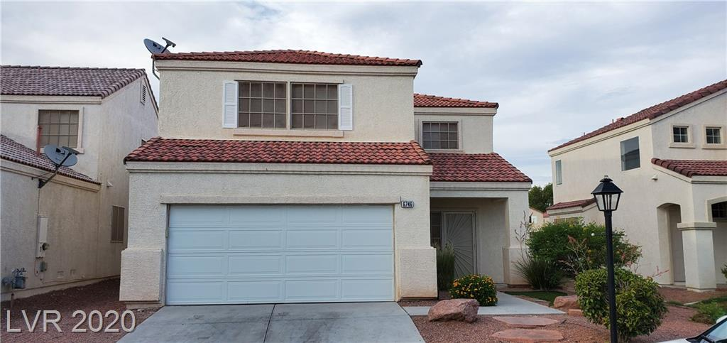 6746 Cinnabar Coast Lane North Las Vegas NV 89084