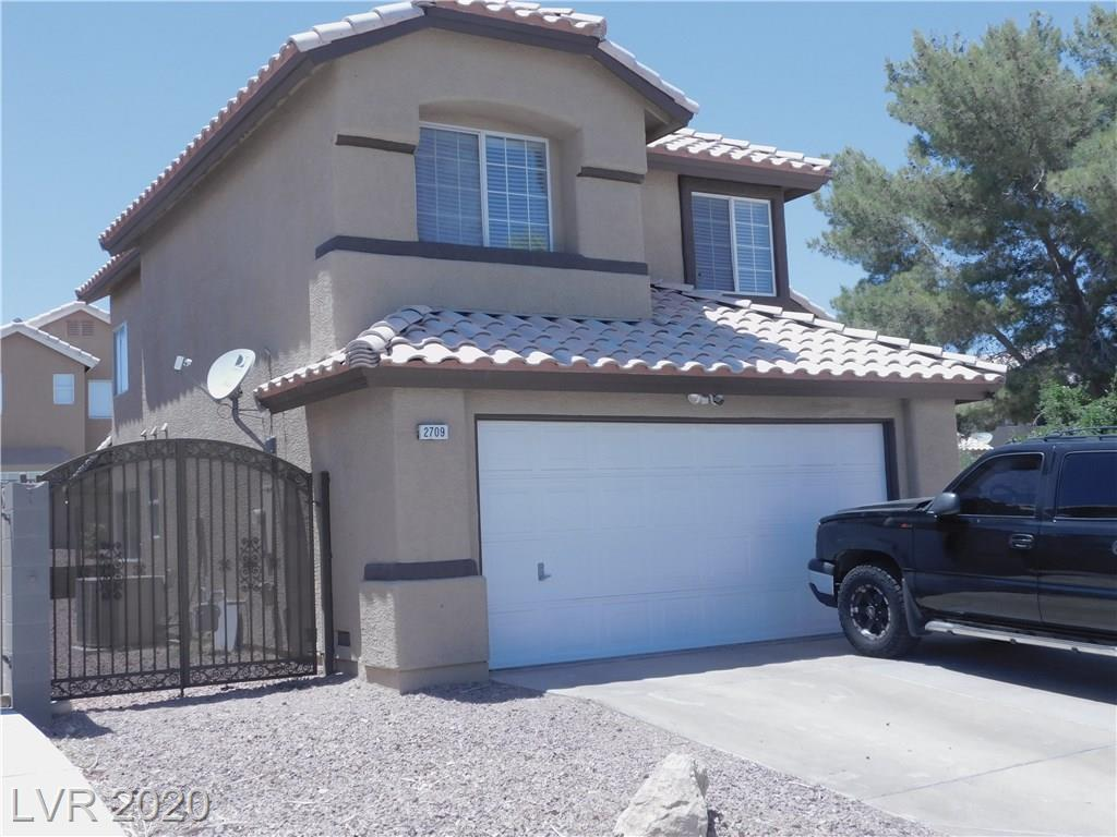2709 Chokeberry Court Las Vegas NV 89108