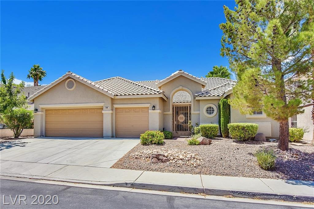 2646 Hourglass Dr Henderson NV 89052