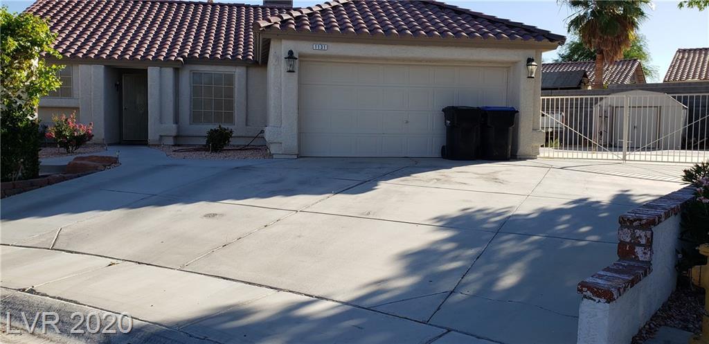 1131 Puffin Court North Las Vegas NV 89031
