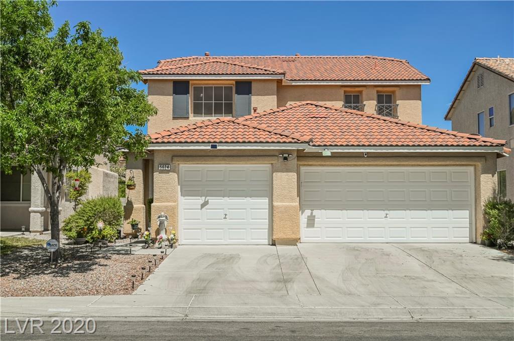 5624 Canyon Edge Road North Las Vegas NV 89031