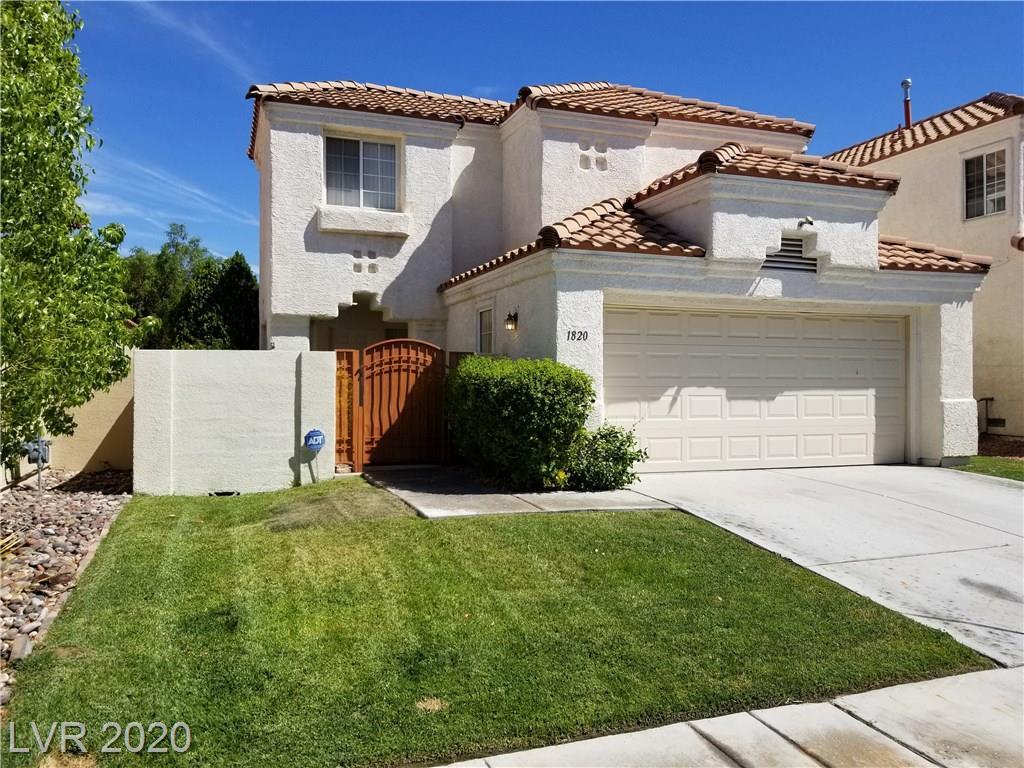 1820 Glenwillow Las Vegas NV 89117
