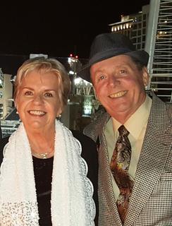 Rosie and Curt Harsch