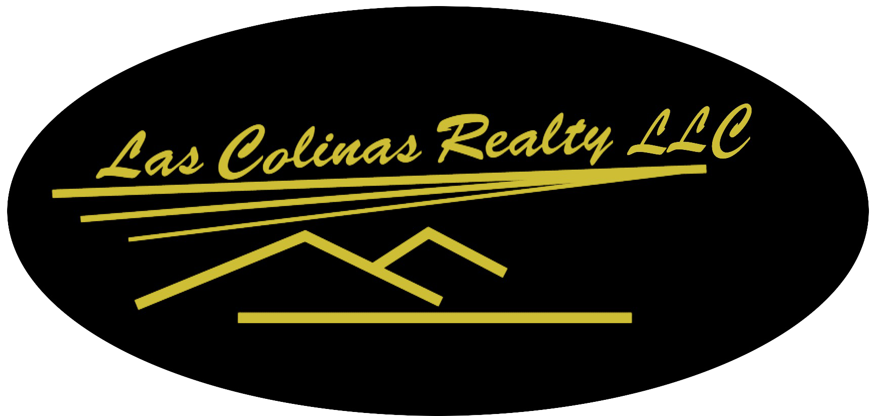 Las colinas realty llc logo black