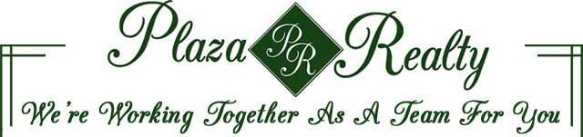 Plaza realty logo