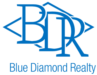 Blue diamond realty logo 1colorblue e1477357398609