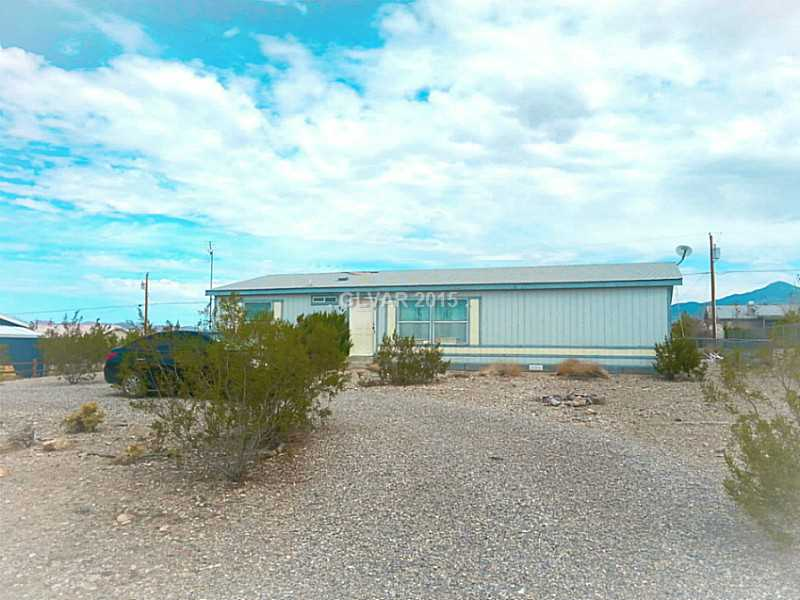 840 FORT CARSON RD, Pahrump, Nevada
