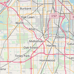 Map of Area Code 773 - Info and List of Zipcodes in Area ...