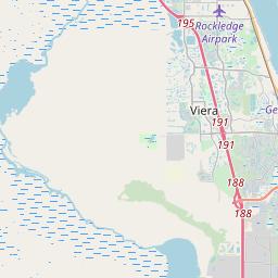 Map Of Brevard County Florida.Brevard County Florida Hardiness Zones