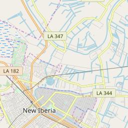 New Iberia Louisiana Map.New Iberia Louisiana Hardiness Zones