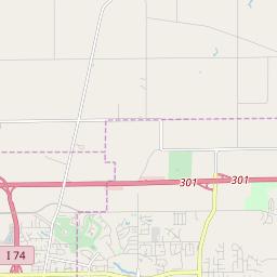 bettendorf ia zip codes map