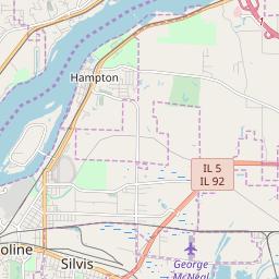 Zipcode 61244 East Moline Illinois Hardiness Zones