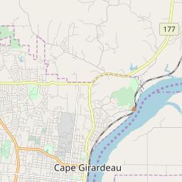 Zipcode 63701 Cape Girardeau Missouri Hardiness Zones