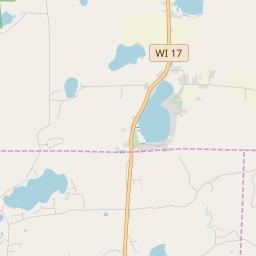Zipcode 54501 Rhinelander Wisconsin Hardiness Zones