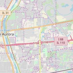 Aurora Illinois Hardiness Zones