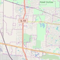 Roselle Illinois Map.Zipcode 60172 Roselle Illinois Hardiness Zones