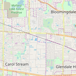 Zipcode 60108 Bloomingdale Illinois Hardiness Zones