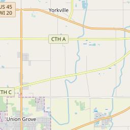 Union Grove Wisconsin Map.Zipcode 53182 Union Grove Wisconsin Hardiness Zones