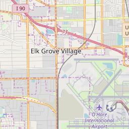 Zipcode 60007 Elk Grove Village Illinois Hardiness Zones