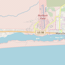 Map Of Mary Esther Florida.Zipcode 32569 Mary Esther Florida Hardiness Zones