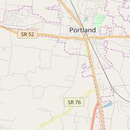 Portland Tennessee Map.Zipcode 37148 Portland Tennessee Hardiness Zones