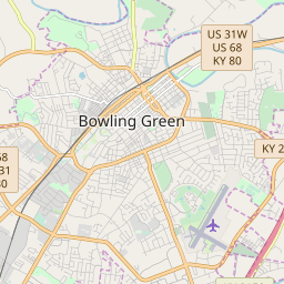 Bowling Green Zip Code Map.Zipcode 42101 Bowling Green Kentucky Hardiness Zones