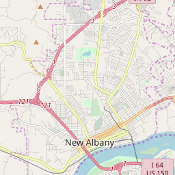 Albany Indiana Map.New Albany Indiana Hardiness Zones