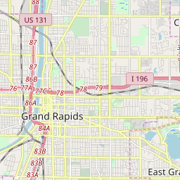 Zipcode 49525 Grand Rapids Michigan Hardiness Zones