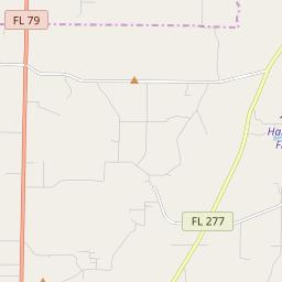 Zipcode 32428 - Chipley, Florida Hardiness Zones on