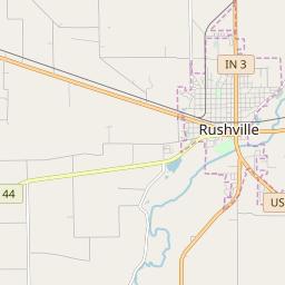 Zipcode 46173 Rushville Indiana Hardiness Zones