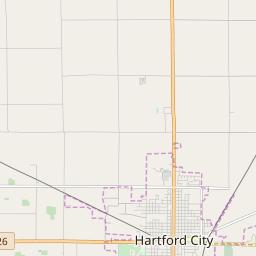Hartford City Indiana Map.Hartford City Indiana Hardiness Zones