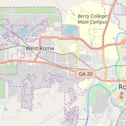 Rome Ga Zip Code Map.Zipcode 30161 Rome Georgia Hardiness Zones