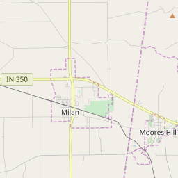 Milan Indiana Map.Milan Indiana Hardiness Zones
