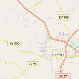 Stanford Zip Code Map.Zipcode 40484 Stanford Kentucky Hardiness Zones