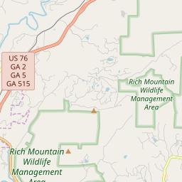 Map Of Georgia Ellijay.Ellijay Georgia Hardiness Zones