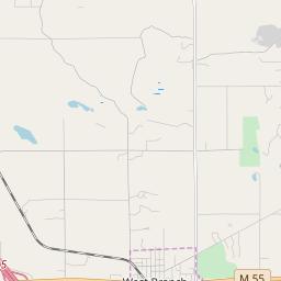 West Branch Michigan Hardiness Zones