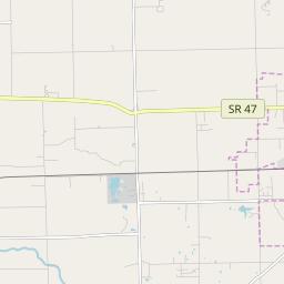Zipcode 45365 Sidney Ohio Hardiness Zones