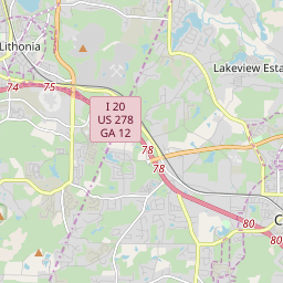 Lithonia Zip Code Map.Zipcode 30038 Lithonia Georgia Hardiness Zones