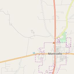 Monticello Florida Hardiness Zones