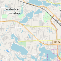 Zipcode 48346 - Clarkston, Michigan Hardiness Zones on